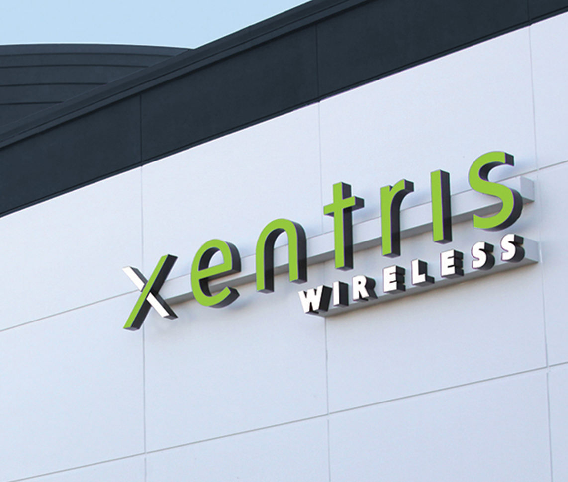 XENTRIS WIRELESS - TELECOMMUNICATIONS